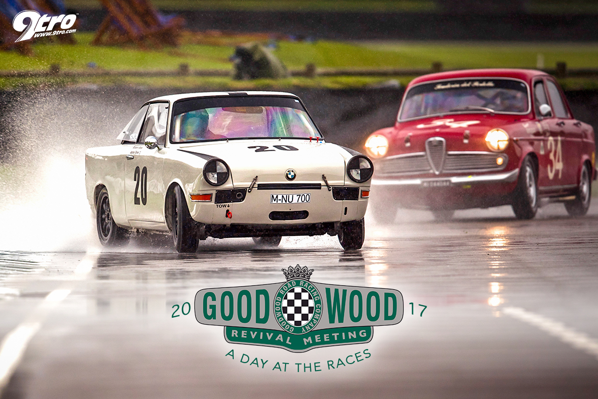 2017 Goodwood Revival - A Day at the Races