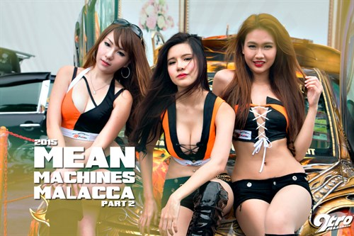 2015 Mean Machines Malacca - Part 2 (Models)