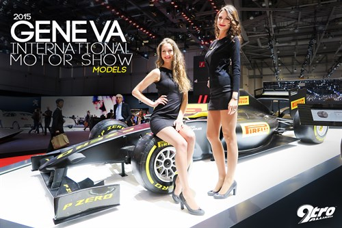 2015 Geneva International Motor Show - Models