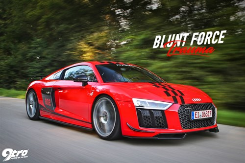 MTM R8 Supercharged - Blunt Force Trauma