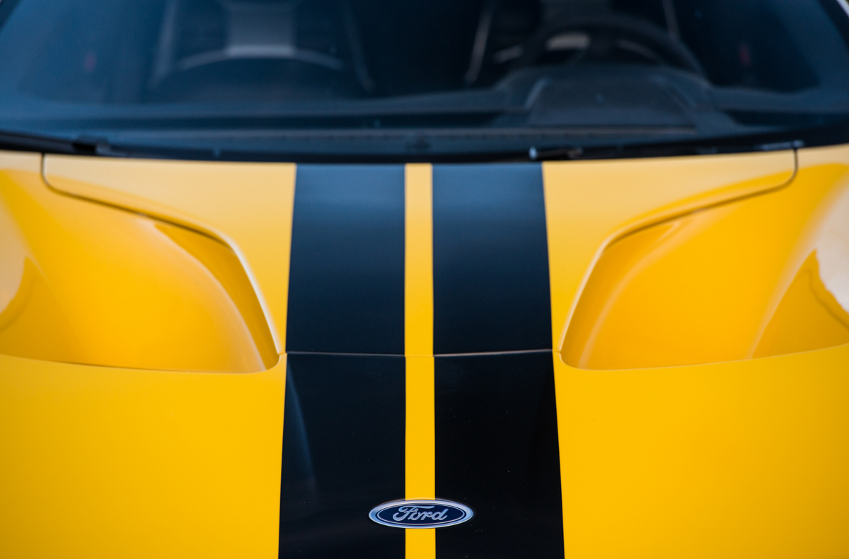 Ford GT in Norway - Fjord GT