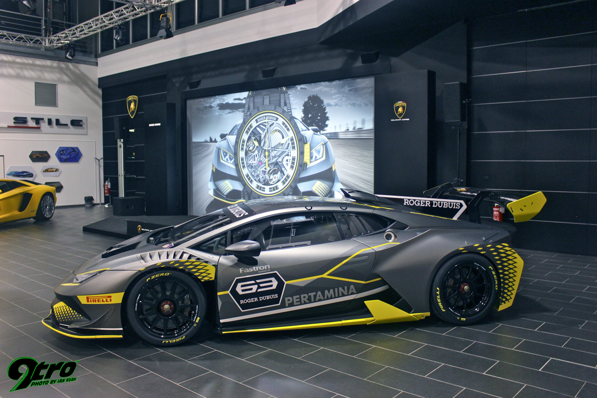 Lamborghini & Roger Dubuis - A Match made in Heaven