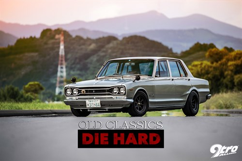 Four-Door Hako-Suka – Old Classics Die Hard