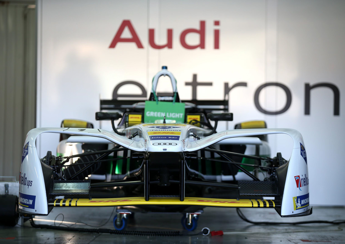 Audi E-tron FE04 Fast and Reliable