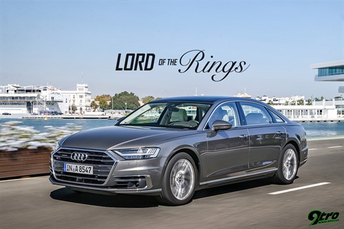 Audi A8 D5 - Lord of the Rings