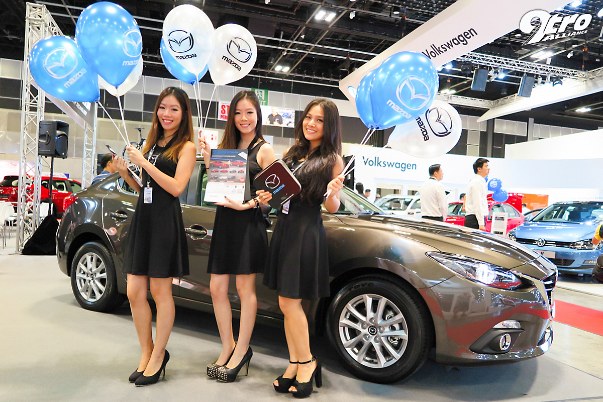 Does Singapore Need A Motor Show Tro - Automotive show