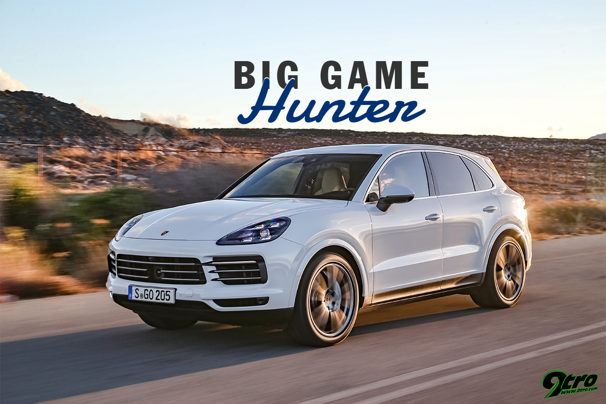 Porsche Cayenne E3 - Big Game Hunter