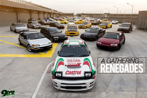 JDM Legends - A Gathering of Renegades