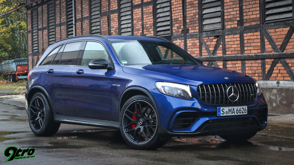 GLC63 AMG - Battle Star