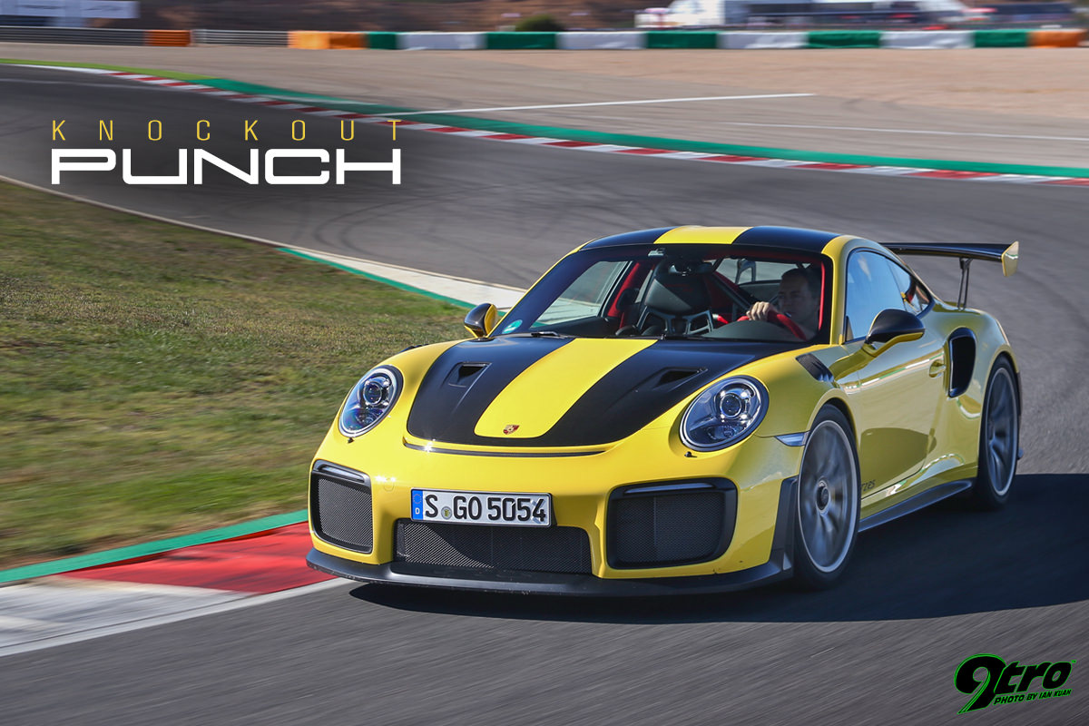 Porsche GT2 RS - Knockout Punch