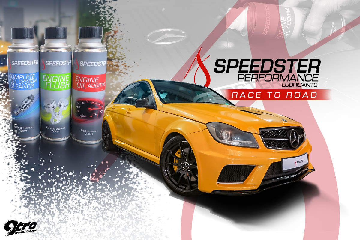 Speedster Performance Lubricants - Race to Road