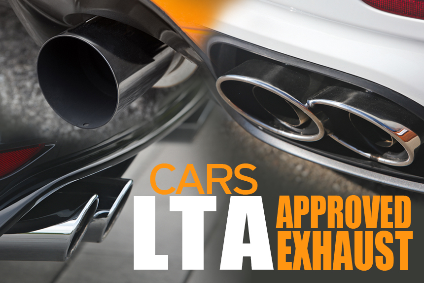 LTA Approved Exhaust