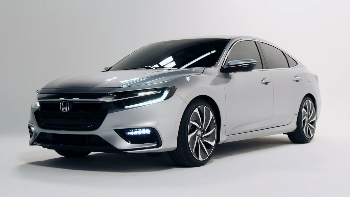 All-New Honda Insight Prototype