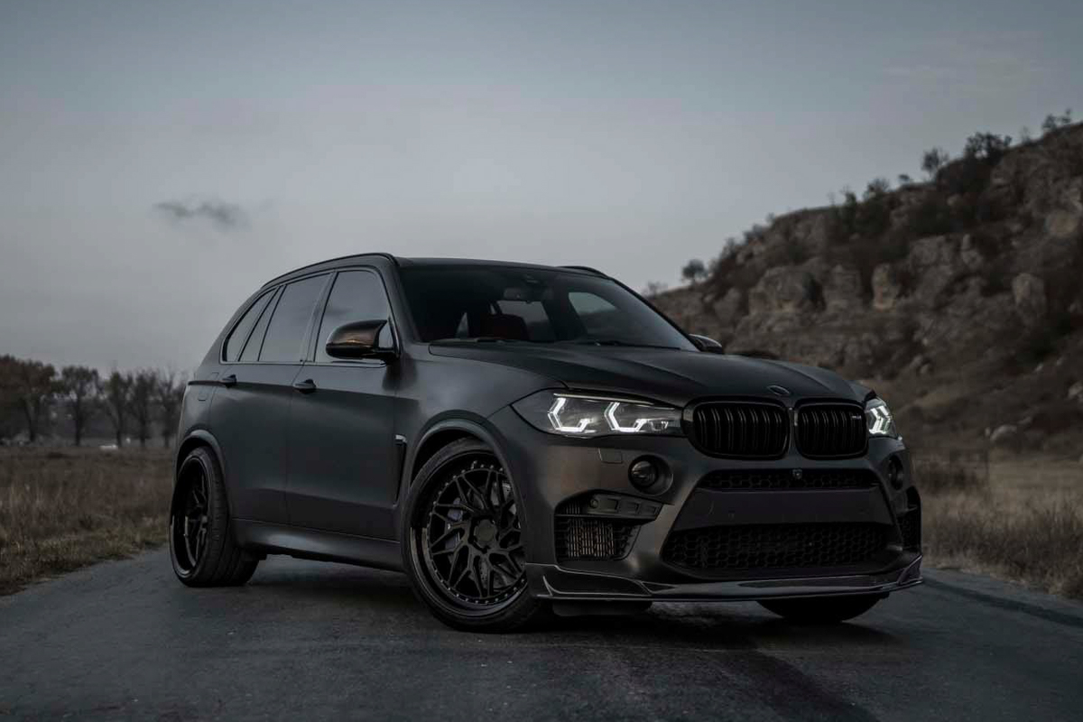Z Performance Bmw X5 M 9tro