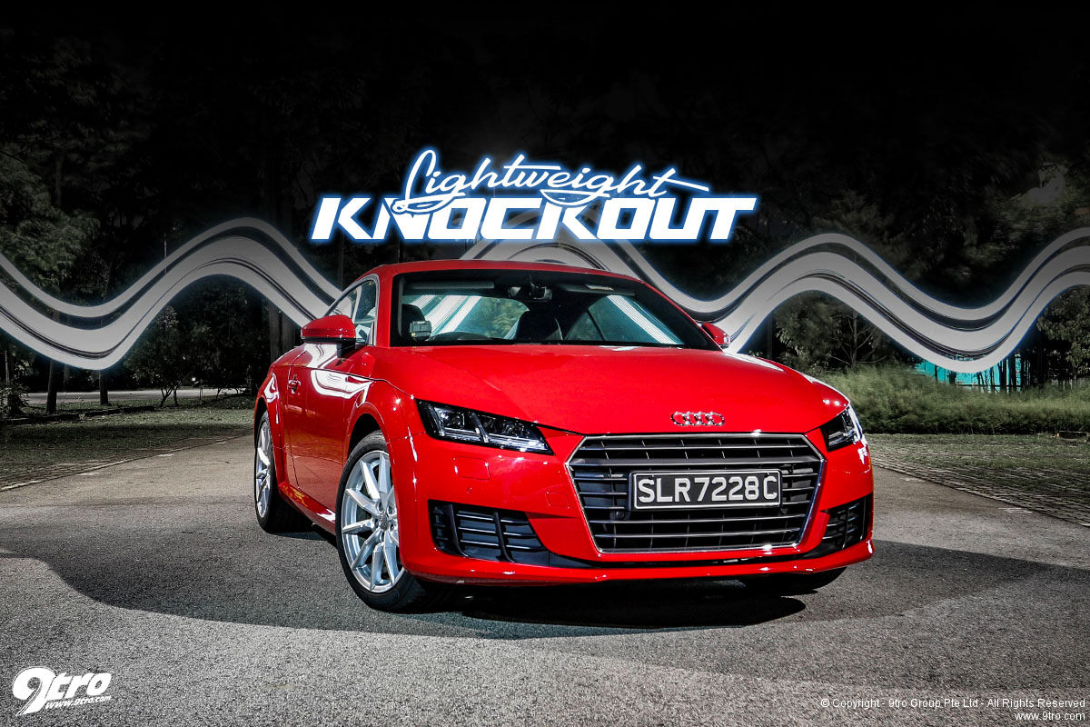 Audi TT - Lightweight Knockout