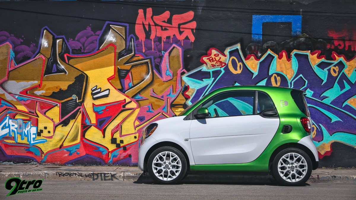 smart Fortwo Electric Drive – Get Smart