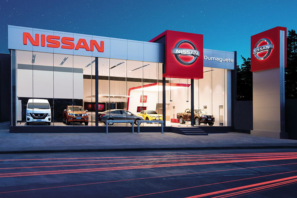 New Nissan Dealership In Dumaguete City, Philippines