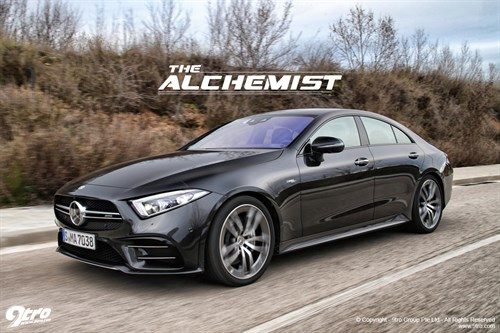 Mercedes-Benz CLS - The Alchemist