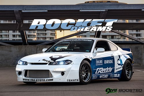 Nissan Silvia S15 - Rocket Dreams