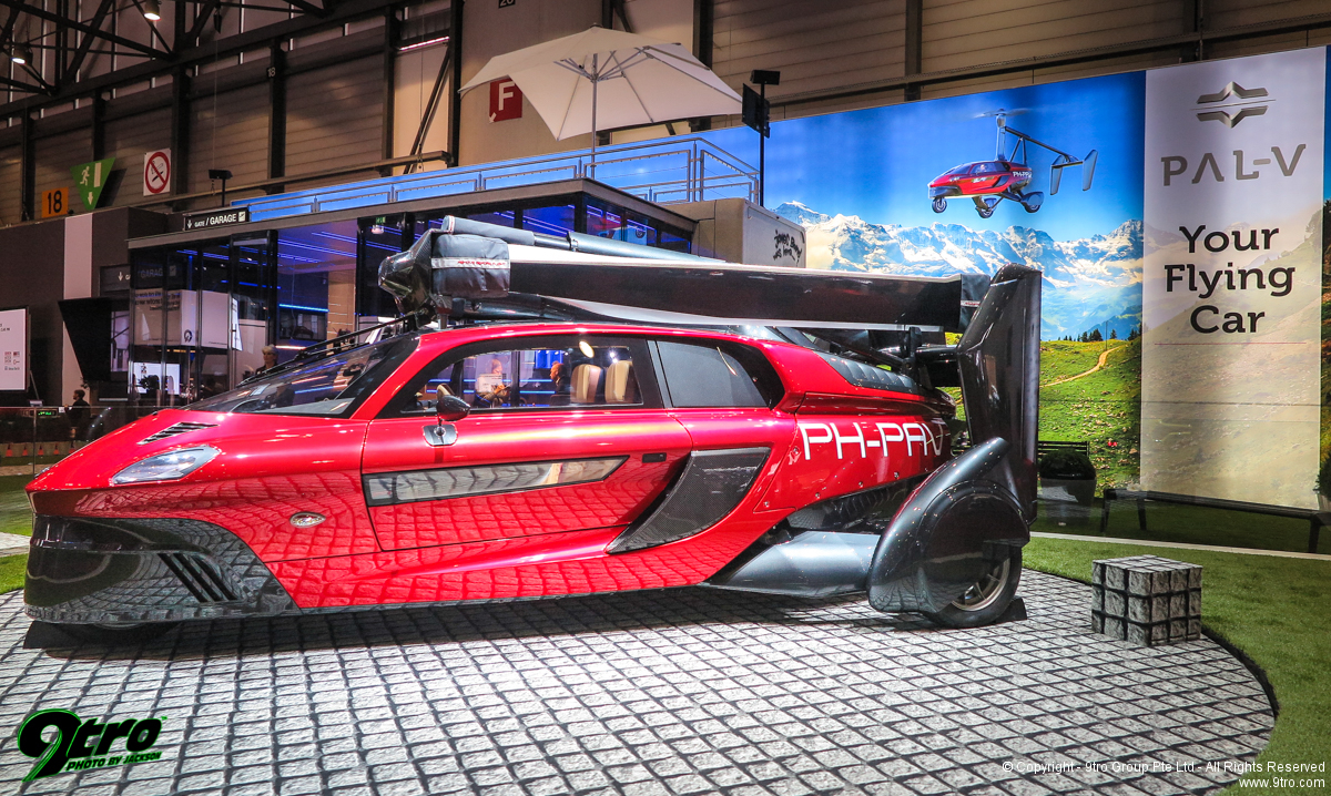 2018 Geneva International Motor Show - Part 2