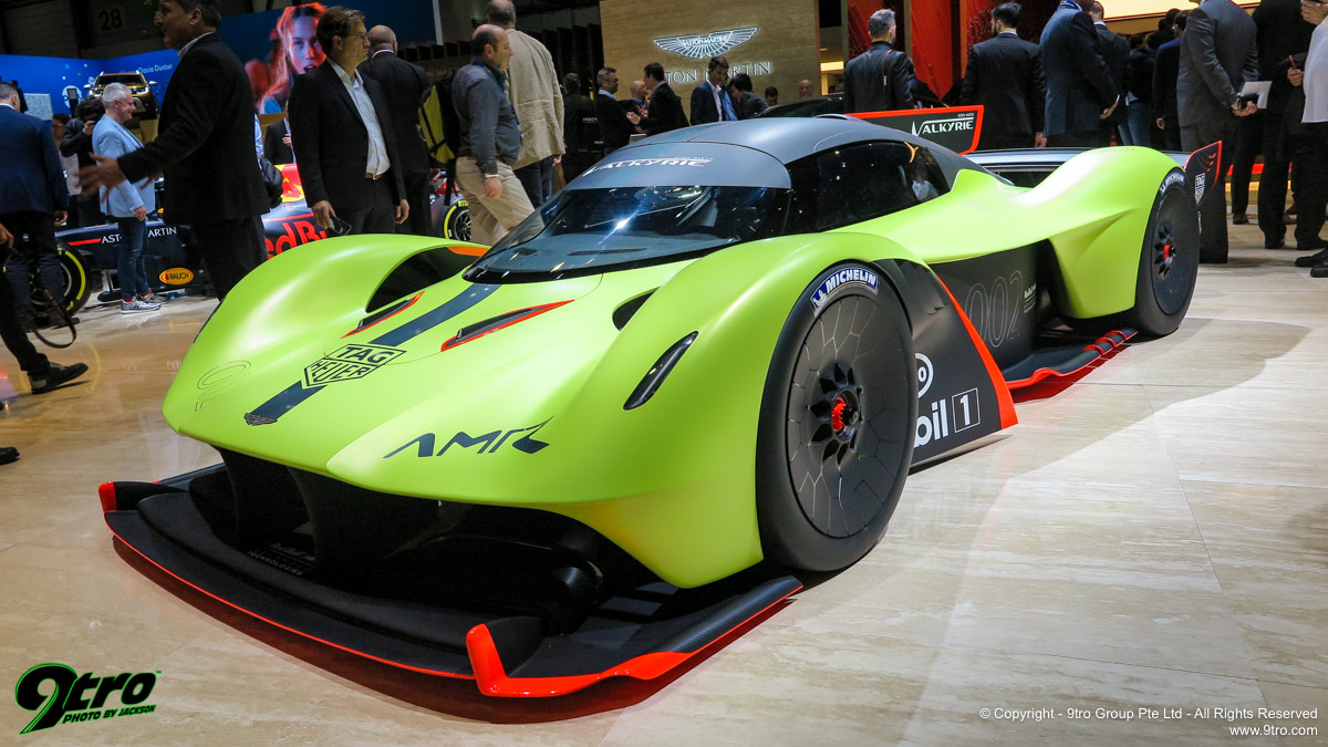 2018 Geneva International Motor Show - Part 1