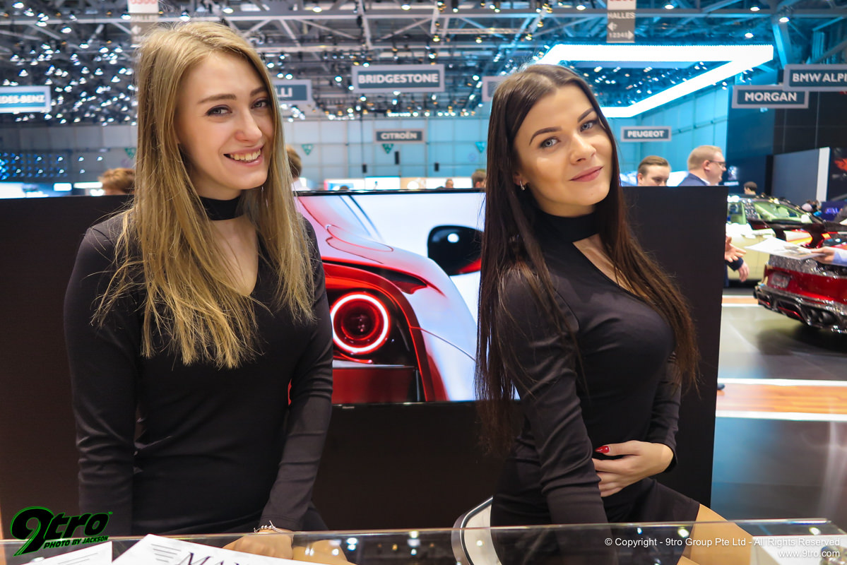 2018 Geneva International Motor Show - Part 4 (Models)
