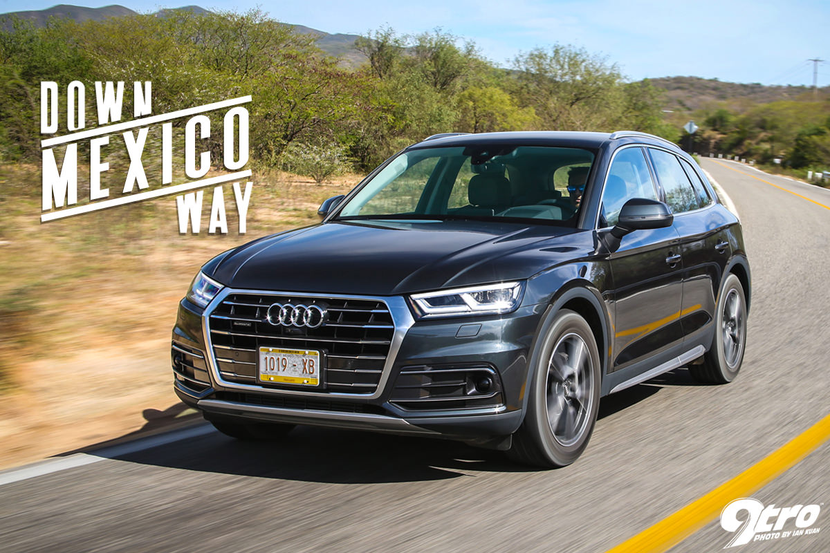 Audi Q Down Mexico Way Tro - Audi mexico