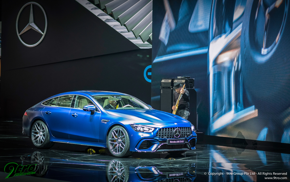 Mercedes at 2018 Geneva International Motor Show - Part 3