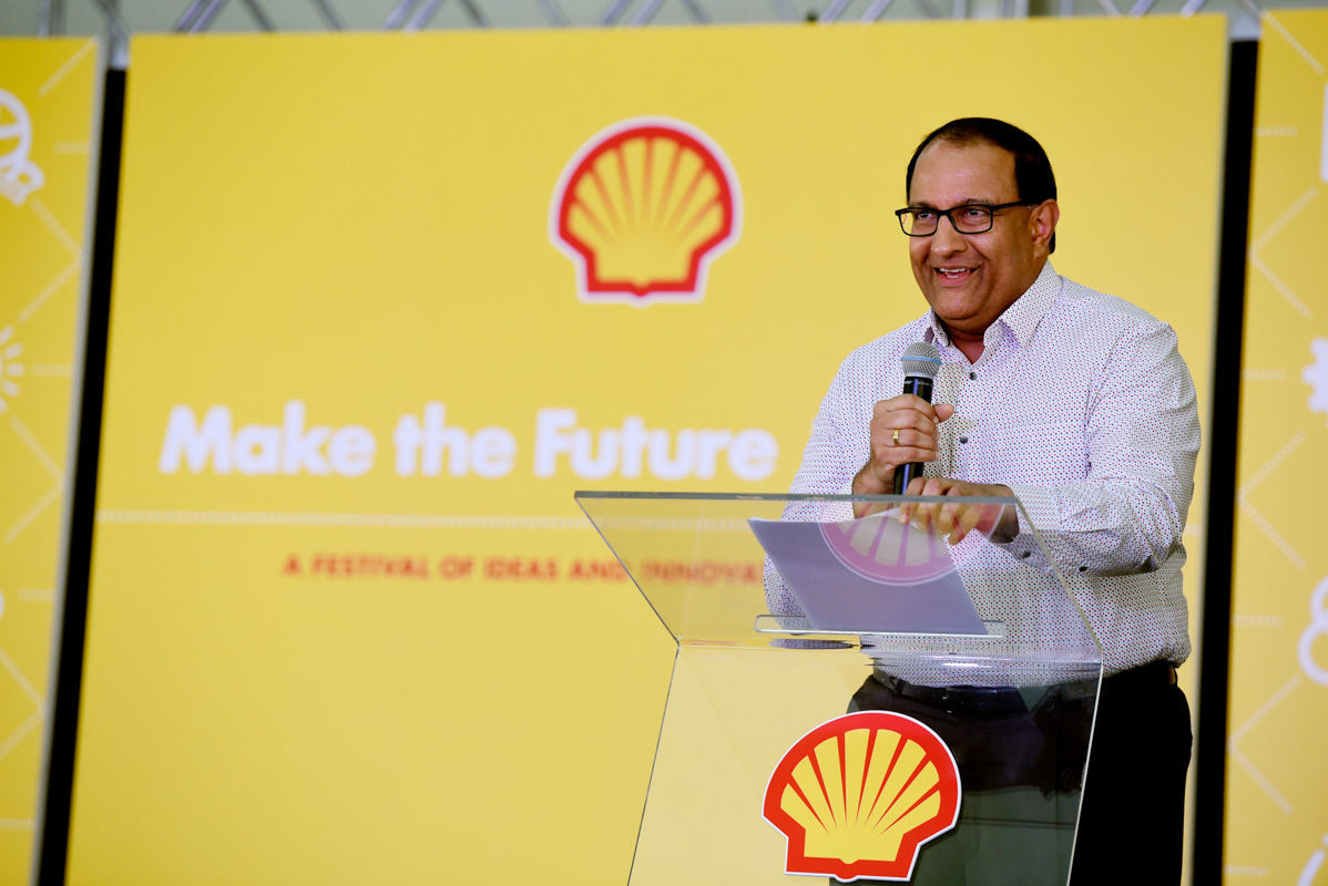 2018 Shell Make the Future Singapore