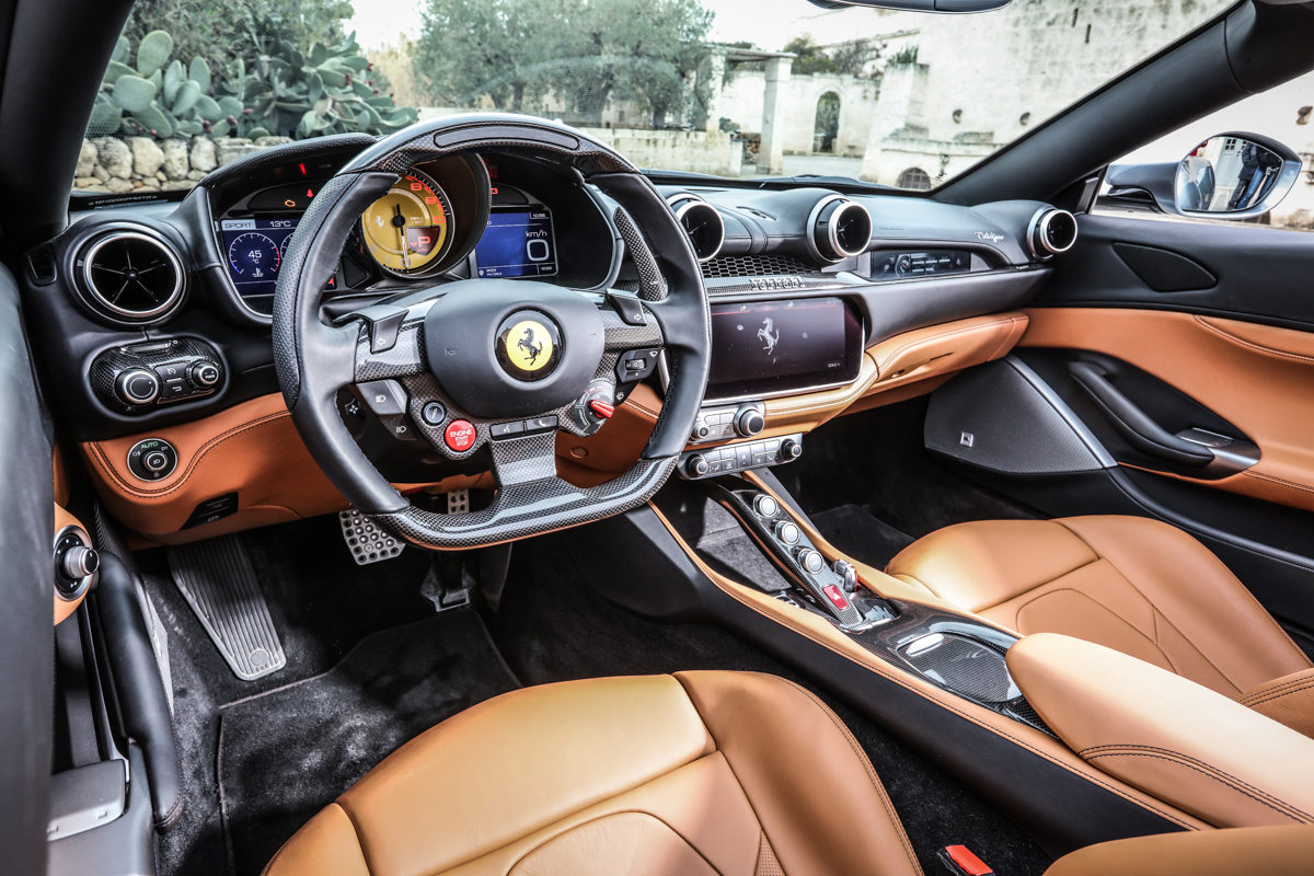 Ferrari Portofino - Failure To Launch