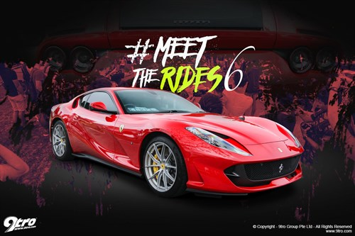 #MeetTheRides 6 - Next level Car-Spotting