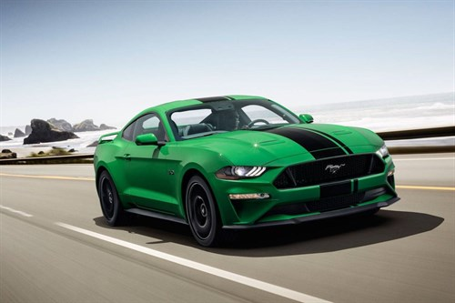 Ford Mustang - The Need for Green