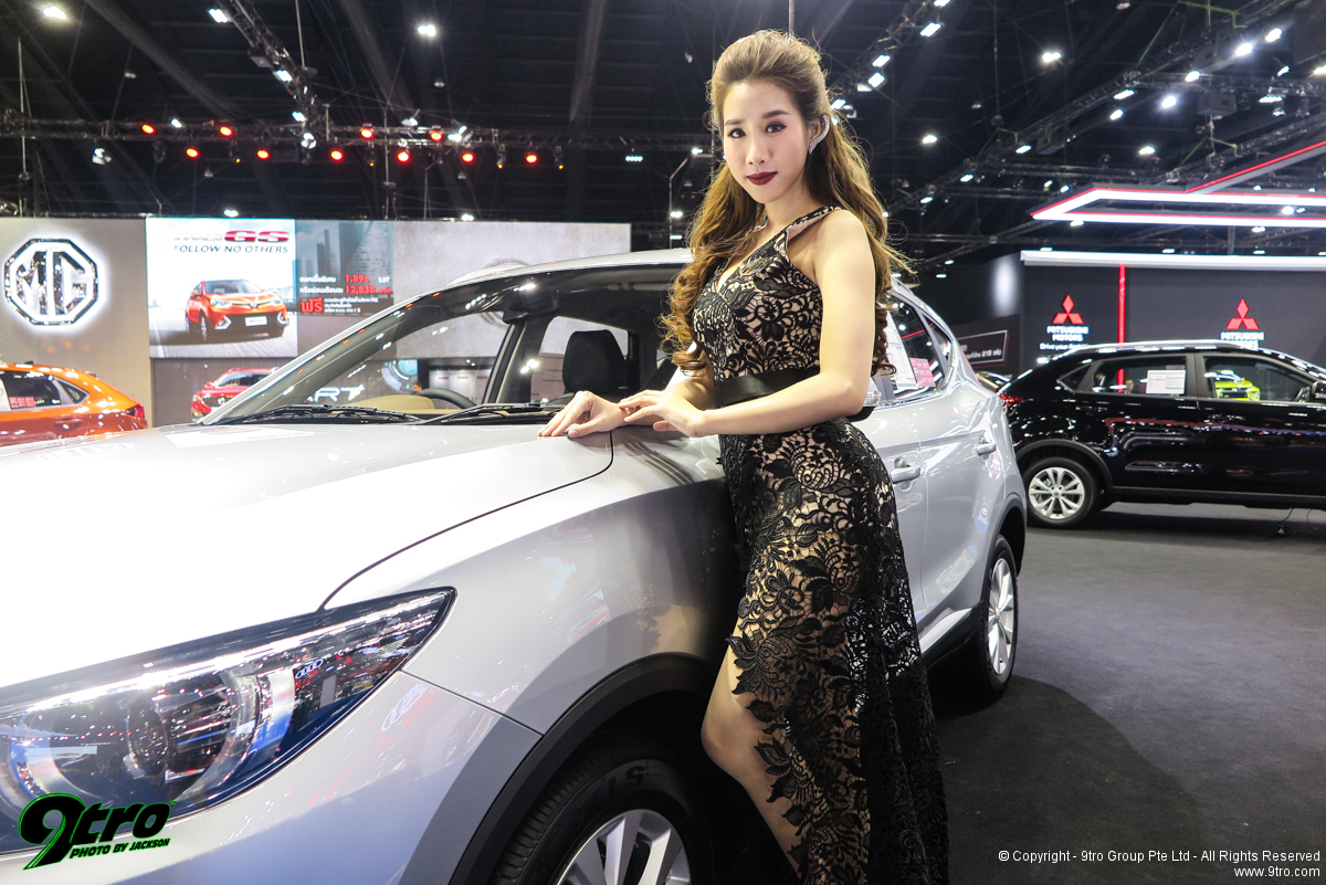 2018 Bangkok International Motor Show - Part 3 (Models)