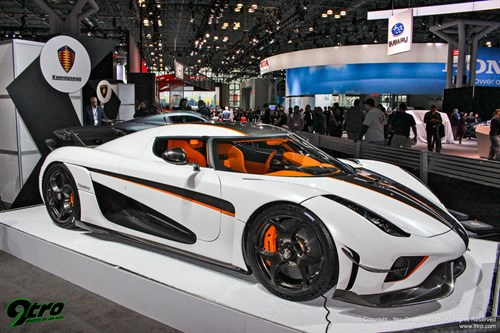 New York International Auto Show Tro - International car show