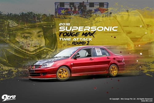 2018 Supersonic Touge Max! Time Attack - Round 2