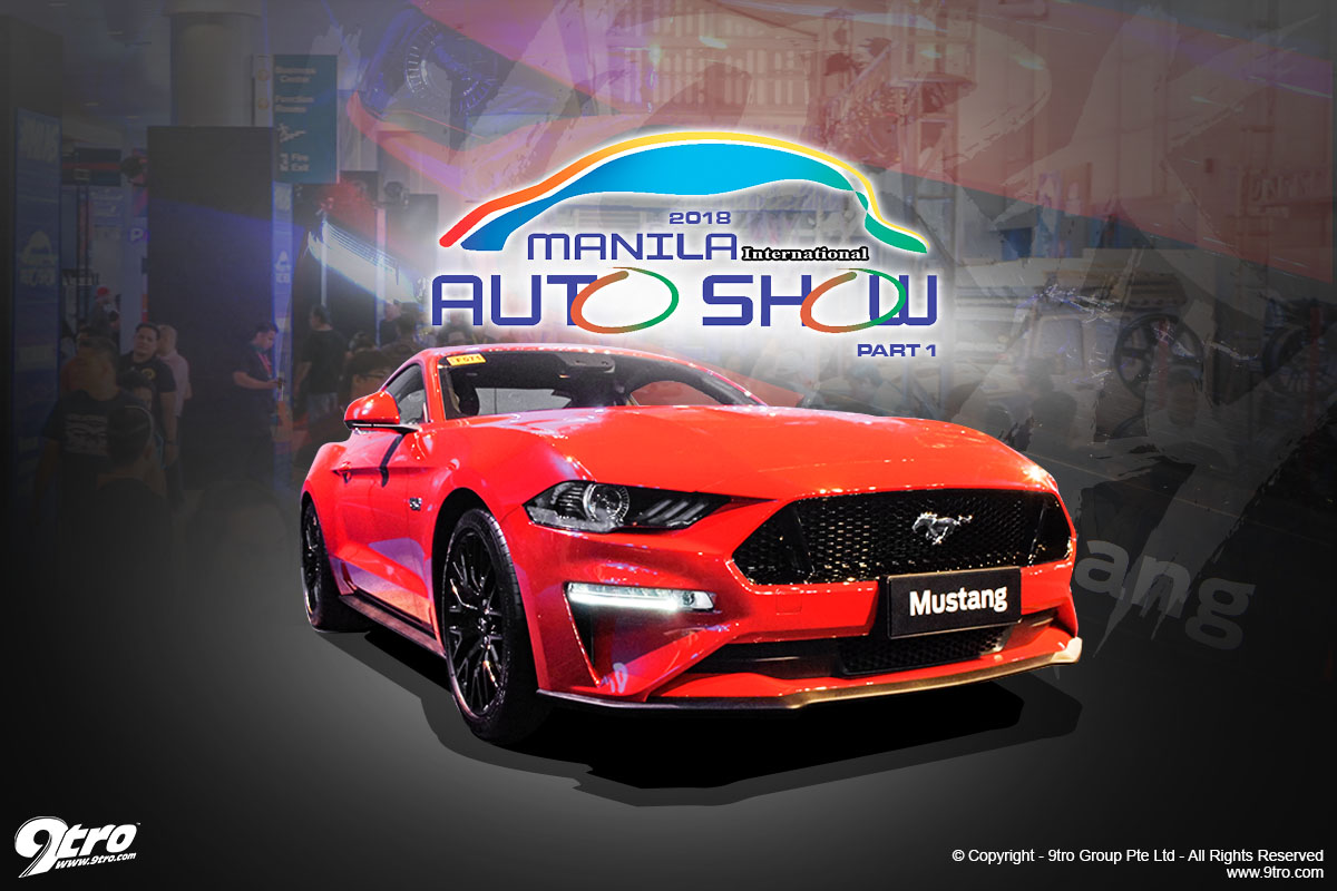 Manila International Auto Show Part Tro - International car show