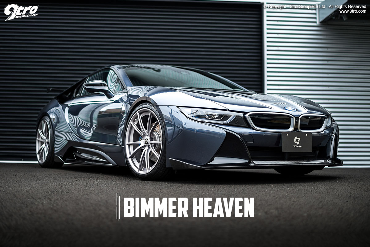 3DDesign BMW i8 - Bimmer Heaven