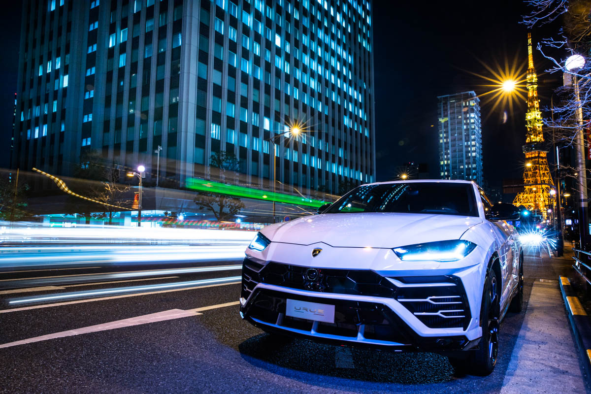 Lamborghini Urus - Around the world in four months