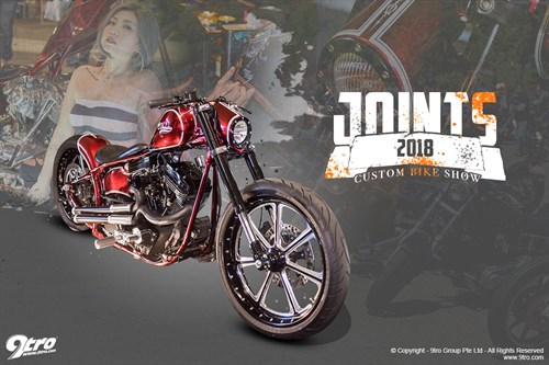 2018 JOINTS - Custom Bike Show