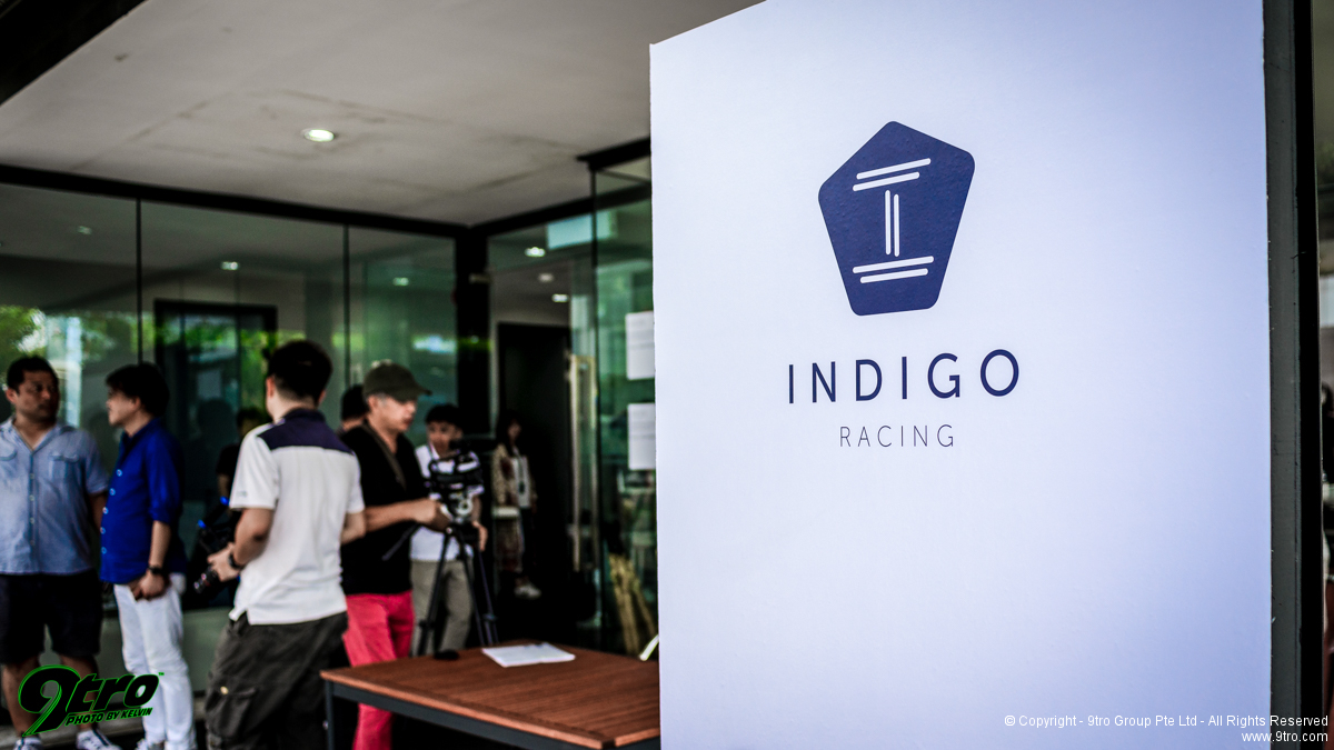 Indigo Racing Drivers Interview
