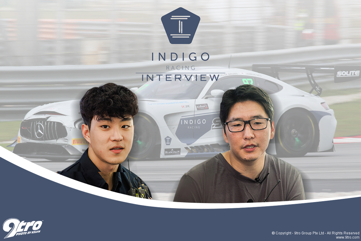 Indigo Racing Interview