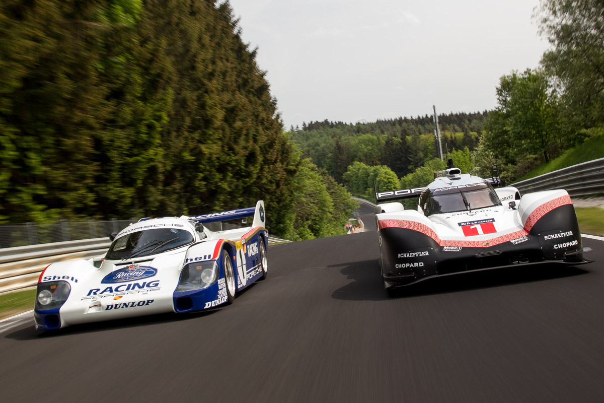 The 919 Tribute on Tour - The Nordschleife